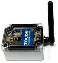 図-4 無線センサーの一例