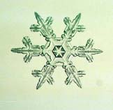 氷の結晶1