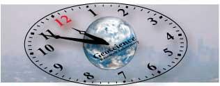 生命時計イメージ