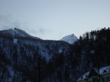 黒岳の山頂